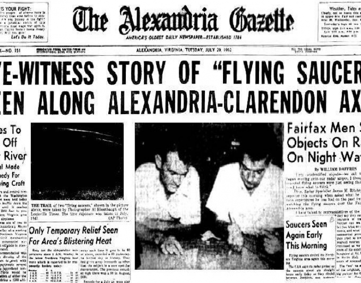 The Alexandria Gazette