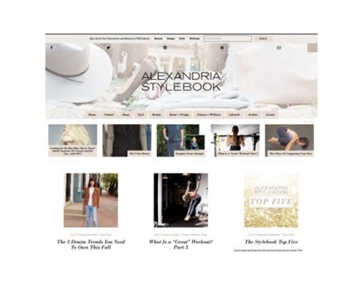 Alexandria Stylebook
