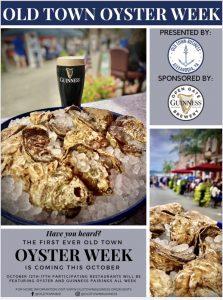 Oyster Week Info