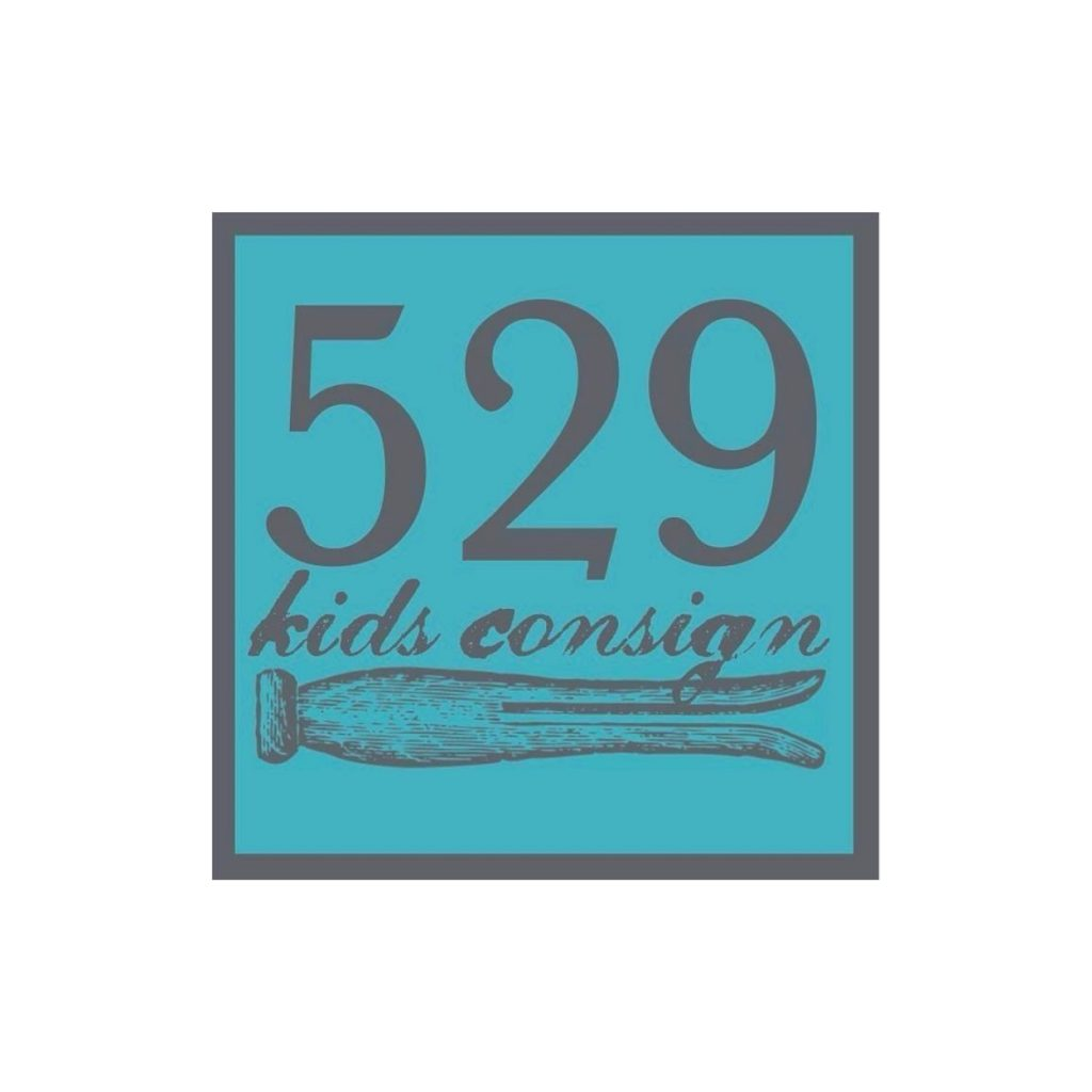 529 Kids Consign Logo