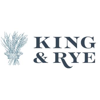 King & Rye Logo