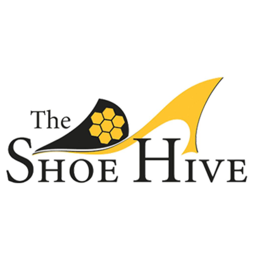 The Shoe Hive Logo