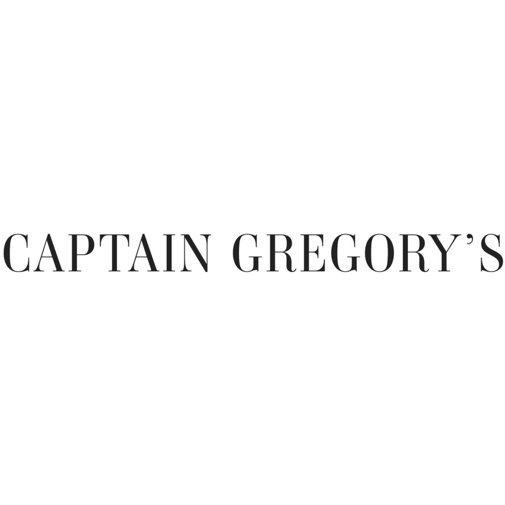 Captain Gregory Logo